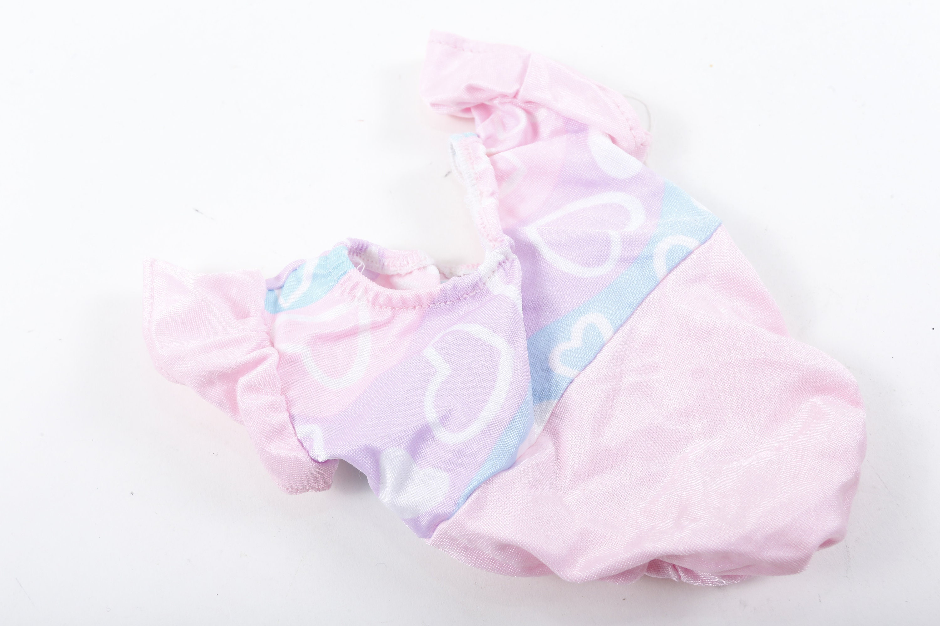 Vintage Cabbage Patch Kids Swimming Suit My Child Doll Pink