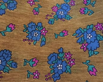Vintage fruit of the loom fabric 4 yds