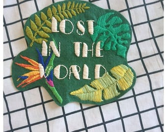 Lost in the World patch