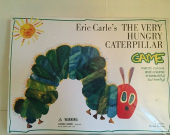 1995 Eric Carle's The Very Hungry Caterpillar