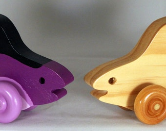 "Wooden Toy ""Sharky Shark"" Child Safe, Handcrafted from Reclaimed Wood, Eco-friendly by GiggleTree Toys"