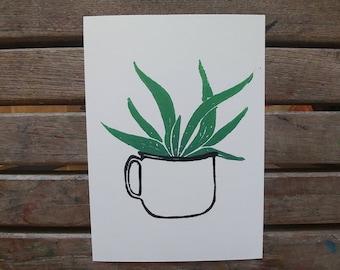 Plant Lady Print