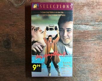 SAY ANYTHING VHS