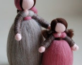 Shepherdess and Bimba, fa...