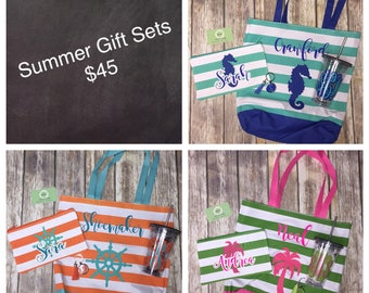 Summer Themed Beach Gift Sets
