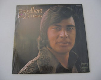 Engelbert Humperdinck - King Of Hearts - Circa 1973