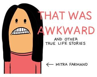 comics - autobiographical cartoons - comic books - funny vignettes - thumb people - real life stories - true stories comics