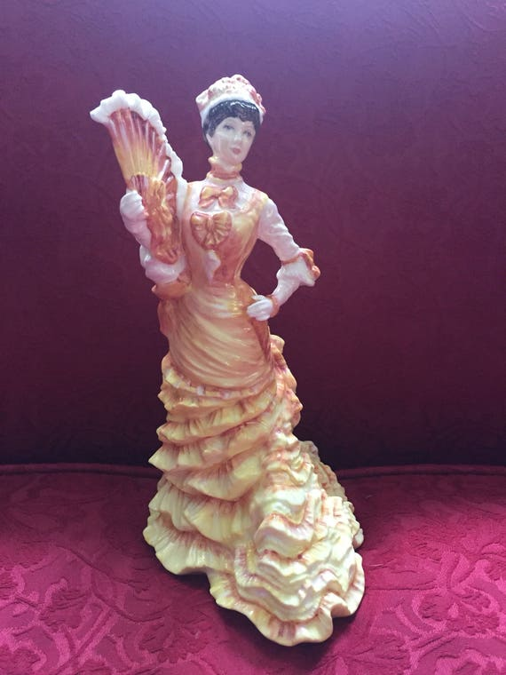 "FREE SHIPPING-Limited Edition-""Le Bal""""-Royal Doulton"