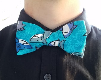 Sharks Bowtie, Adjustable