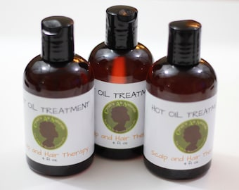 HOT OIL TREATMENT