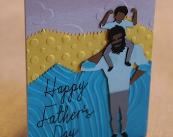 Father's Day Father-Son Card