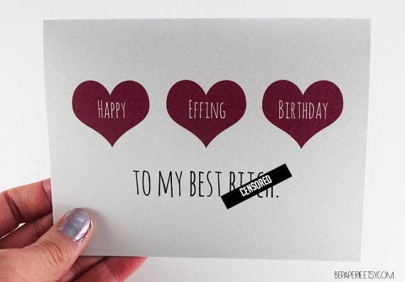 Friend birthday card best friend birthday birthday bookmarktalkfo Gallery