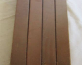 Mid Century Modern Table Legs Furniture Legs Set of 4 21 inch upcycle furniture parts 170932