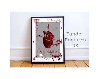 I love Hannibal Poster Art