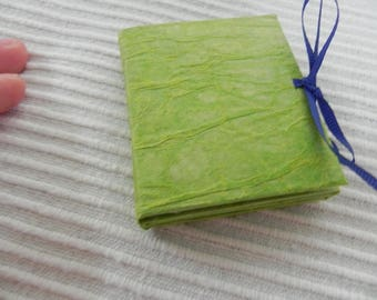 Petit porte photos de sac, vert