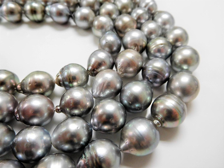 brins de lumi re cercle goutte baroque collier de perles. Black Bedroom Furniture Sets. Home Design Ideas