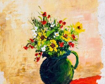 Miniature paintings, Small oil painting, Mini painting, Tiny paintings, Small painting, Miniature oil painting, Small landscape painting