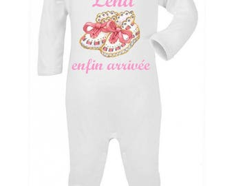 Pajamas baby come personalized with name