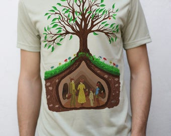 Fantastic Mr. Fox T shirt