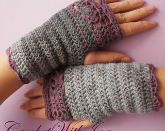 READY TO SHIP!Warm handmade Fingerless gloves/Office gloves/Driving or texting gloves/Armwarmers/топли ръкавици без пръсти