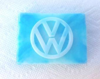VW SOAP, Blue Soap, Vanilla Soap, Shea Butter Soap