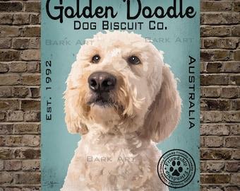 Goldendoodle Biscuit Co.
