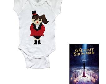The Showgirl - Infant Bodysuit - The Greatest Showman x mi cielo