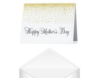 Mothers Day Card Mother in Law- Mothers Day Card Grandma- Mothers Day Card from Daughter- Mothers Day Card Unique Best Mom Happy Mothers Day
