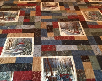Town Square Quilt