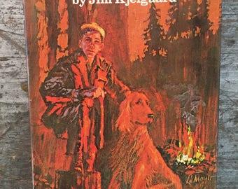 Vintage Big Red by Jim Kjelgaard Book