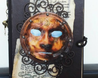 The Order Handcrafted Junk Journal