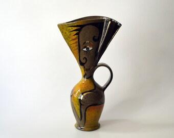 vase - ceramic vase - decorative ceramic vase