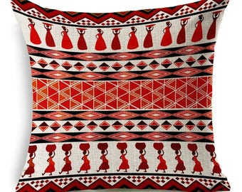 ETHNIC CUSHION cover/Pillow Cover-Home Decor, throw pillow cover, fits IKEA 50 x 50