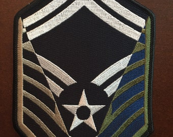 A Career in STRIPES - 3 colors (SMSgt)