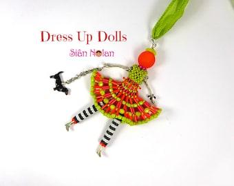 Dress Up Dolls PDF Tutorial