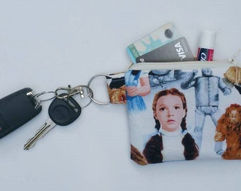 Wizard of Oz mini wallet, Wizard of Oz keychain