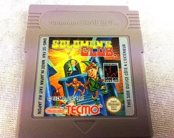 Solomon's Club Nintendo Gameboy - Nintendo Game Boy - Retro Games