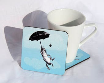 Cat Umbrella Coaster
