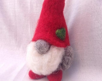 Needle felting Gnome Tutorial PDF