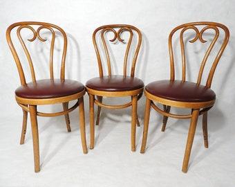Prijs Thonet Stoel : Thonet cafe stoelen good antieke franse houten thonet cafe stoel