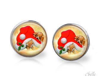 Earrings Sweet Christmas-7