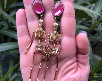 Skeleton couple Plugs
