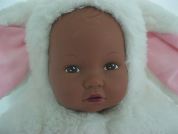 sc 1 st  Etsy & Vintage Anne Geddes Baby Doll in Bunny Costume 15 Long