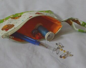 Hedgehog notions bag.