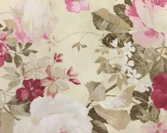 Precious Fabric Flowers