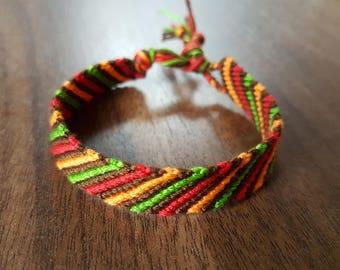 Friendship bracelet - Multi