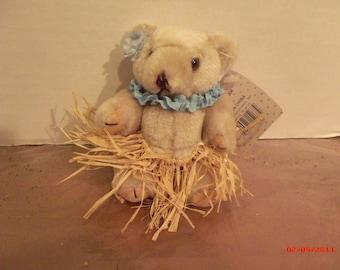 Mini Hula Bear with Liea
