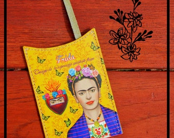 Frida Slim Card Holder