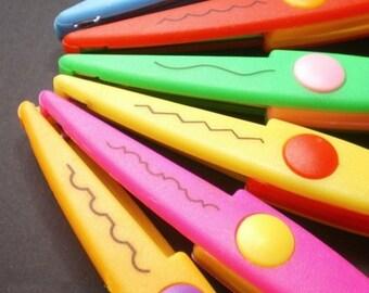 On Sale Lace Scissor - 6 Pcs in 6 different shapes - 1 pcs