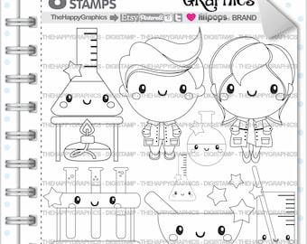 Lab Stamp, 80%OFF, COMMERCIAL USE, Digi Stamp, Digital Image, School Digistamp, Kawaii Stamps, Student Digital Stamps, Science Lab, Biology